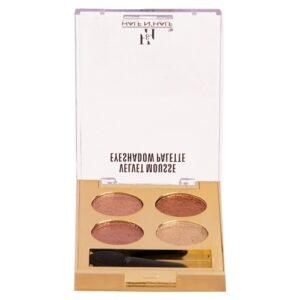 Half N' Half Velvet Mousse Eye shadow Palette