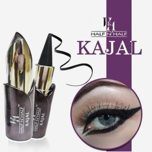 Half N' Half Kajal Ultimate Black