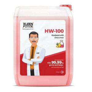 Kleen Force HW-100 Handwash with Citrus Lemon 5 Ltr